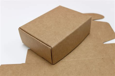 Boxes From Paper - 10pcs paper box 3 5 x 2 5 x 1 25 kraft paper box