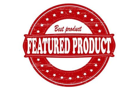 Featured Products Products Promotion June 2017 Retail Merchandising Display