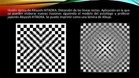ilusiones opticas camuflaje cobo percepcion visual