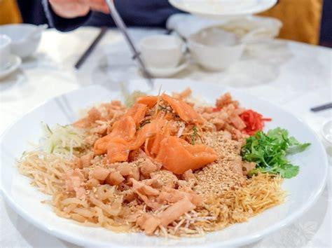 xin cuisine new year menu concorde hotel kuala lumpur s cny menus restaurant review