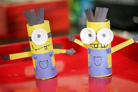 Toilet Paper Crafts For - unique toilet paper roll crafts that you should own