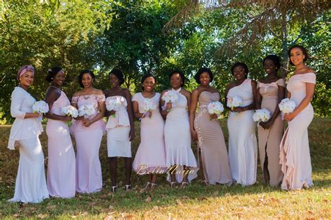 nigerian wedding colour in 2016 2016 nigerian wedding colours lovely bride her girls aso