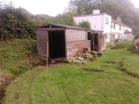 Garden Sheds Cornwall by Log Cabin St Garden Buildings Cornwall
