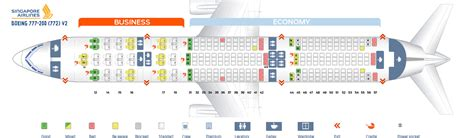 Boeing Locations Map Business Stltoday by Seat Map Boeing 777 200 Singapore Airlines Best Seats In