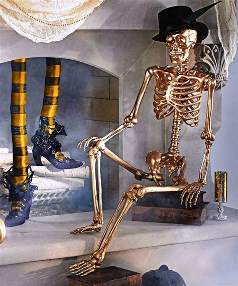 Skeleton Decoration by 25 Stunning Skeleton Decorations Ideas