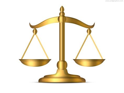 Justice Weight   Isolated gold weight scales icon, law ... Law Scale Of Justice