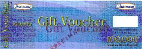Voucher Belanja Indomaret Senilai 100rb voucher belanja indomaret 100 ribu 17 00 hadiah