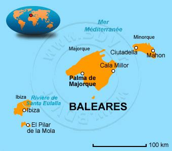 0004488962 carte touristique ibiza and vol bal 233 ares billet avion bal 233 ares pas cher avec bdv fr
