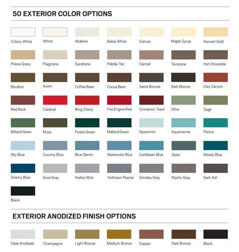 e colors andersen e series by hybar las vegas