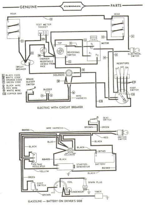 ez go gas mpt 1200 wiring diagram