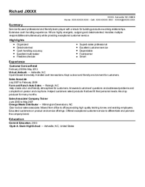 Kmart Resume by Associate Kmart Resume Sales Cashier Resume Exle Kmart