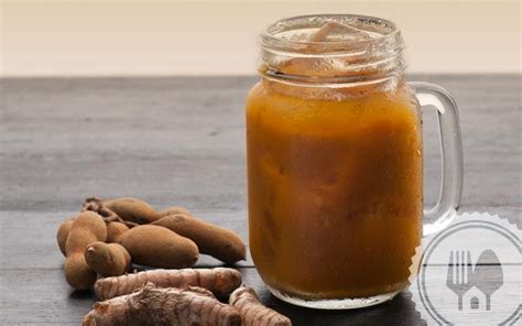 Kunyit Asem Herbal Drink tumeric tamarind drink aka kunyit asam simply tale