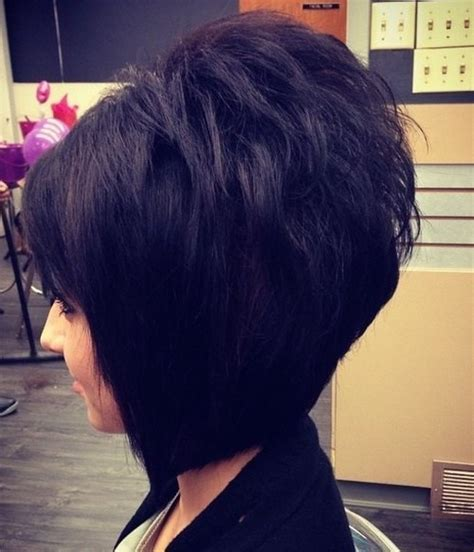 high stacked layered bob hair cut 20 sexy stacked haircuts for short hair you can easily