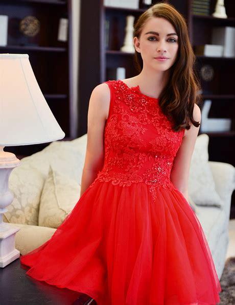 vestidos rojos corto vestidos rojos cortos 2016
