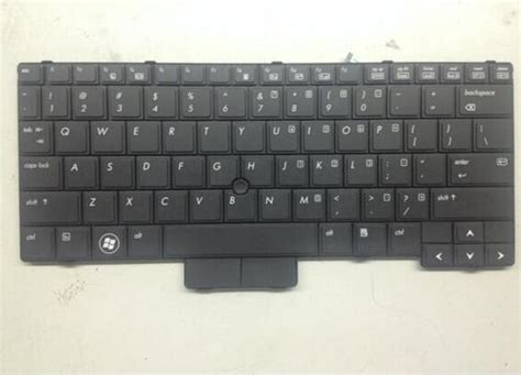 hp us layout keyboard new laptop keyboard for hp elitebook 2540p series qwerty