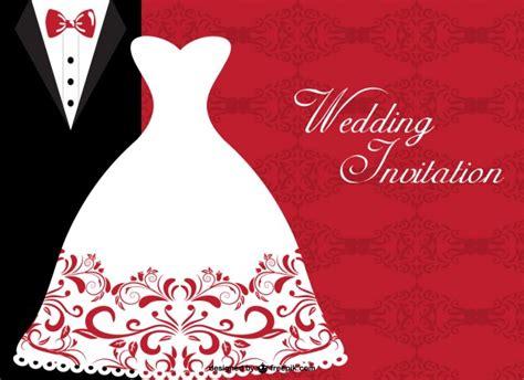 Kostenlose Vorlage Hochzeit Hochzeit Kostenlose Vorlage Der Kostenlosen Vektor