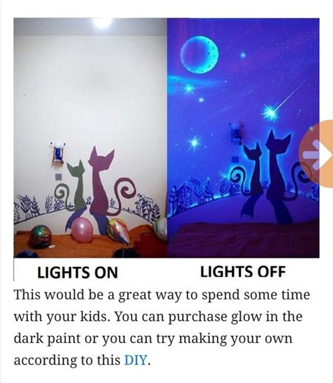 glow in the dark paint for bedroom walls get inspired with glow in the dark wall paint for your