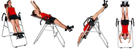 Inverter Chair Amazon Com Body Champ It8070 Inversion Therapy Table