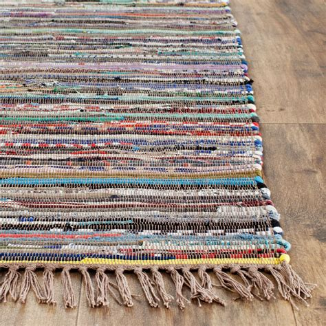 rug rar121e rag rug area rugs by safavieh