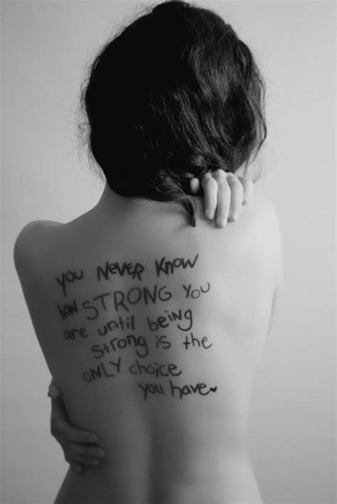 tattoo quotes about being strong in life 69 incredible strength tattoos