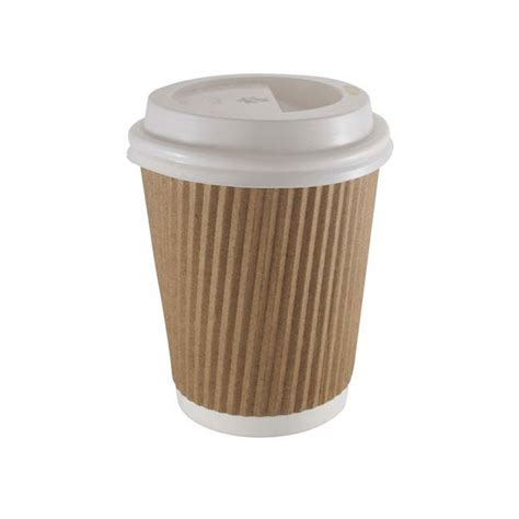 Cup With Lid kraft cups wall ripple coffee cups and lids