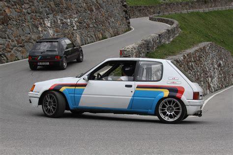 peugeot 205 rally 1990 peugeot 205 rallye