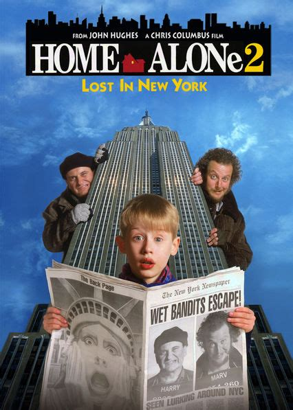 is home alone 2 lost in new york available to on