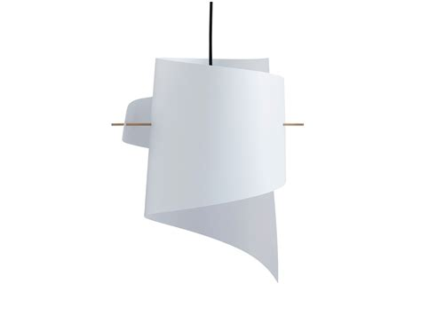 Plastic Pendant Light Led Handmade Plastic Pendant L Ml01 Large Plastic White By Moijn Design Kristoffer Munk