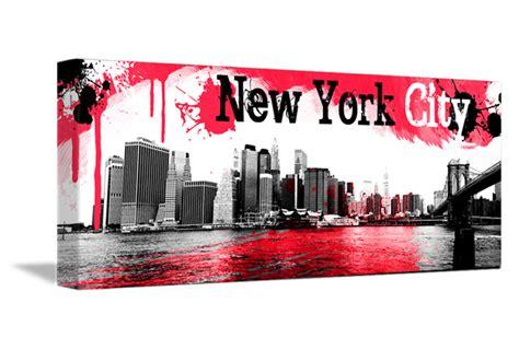 toile d 233 coration pano de new york b16 tableau