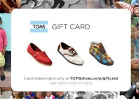 Toms Gift Card - father s day gifts for dads who think they re cool huffpost