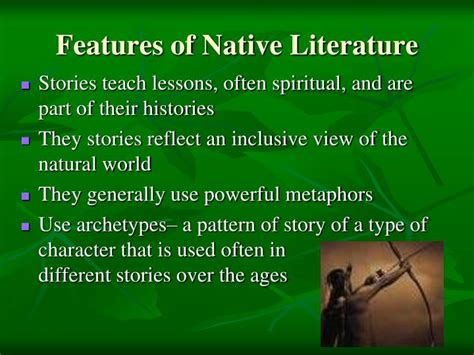 themes in native american literature ppt the sun still rises in the same sky powerpoint