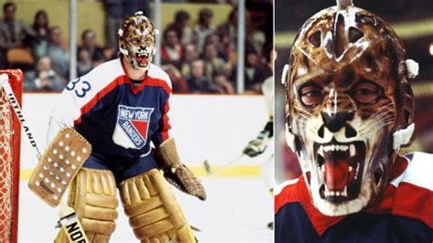 gratoony the loony the unpredictable of gilles gratton books 10 awesome and original nhl goalie masks