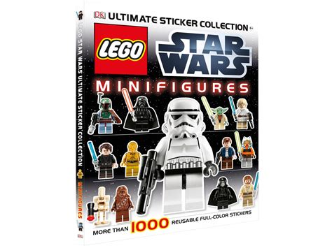 wars the last jedi ultimate sticker collection ultimate sticker collections books lego 174 wars minifigure ultimate sticker collection