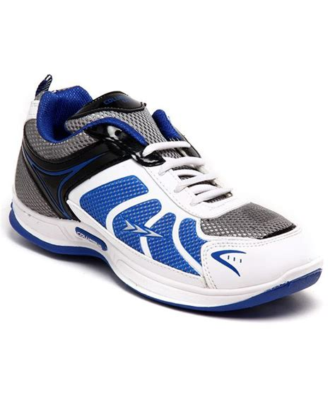 buy columbus white sport shoes for snapdeal
