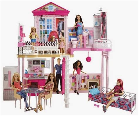 barbie dream house 2015 ken doll barbie glam vacation dreamhouse fantasy food pack 2015