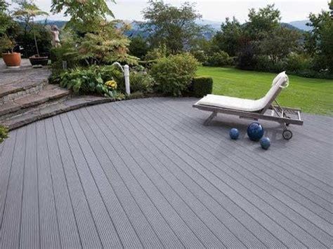 put composite decking  concrete porch youtube