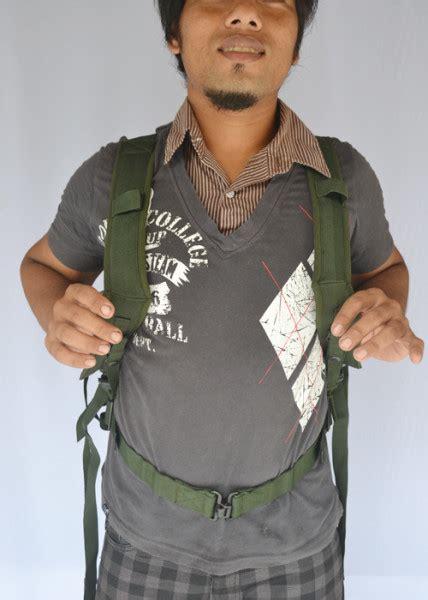 Ransel Loreng Ransel Punggung Tas jual tas ransel punggung militer tni suryaguna