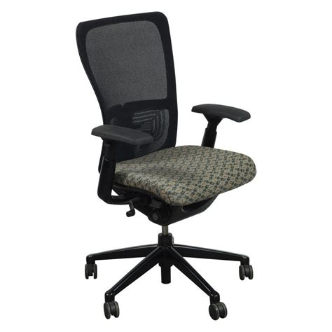 Haworth Chair by Haworth Zody Used Task Chair Multi Color National