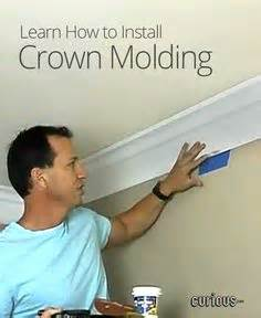 houseography crowning glory adding crown molding in our crown molding vaulted ceilings how to make a crown