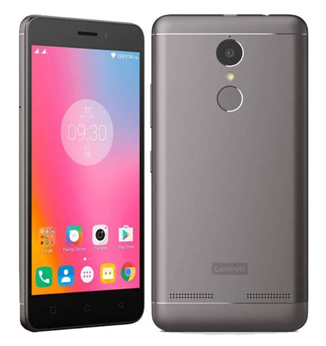 Lenovo K6 Power Lenovo K6 Power Launched With 3gb Ram 4000mah Battery And