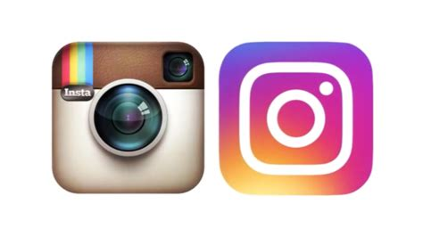design history instagram instagram s big redesign goes live with a colorful new