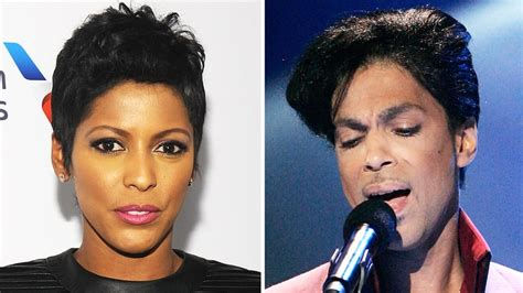 how did prince and tamron hall meet prince tamron hall was tamra hall dating prince