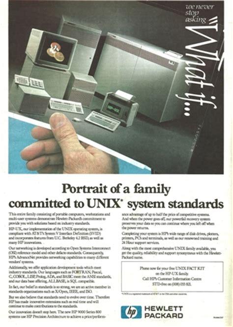 HP Hewlett Packard Integral PC portable computer No. 207