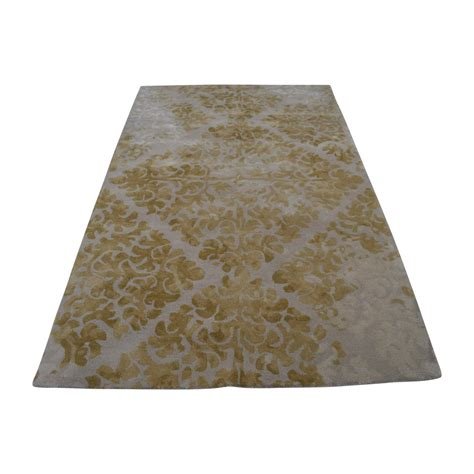 obeetee rugs 51 obeetee obeetee yellow floral wool rug decor
