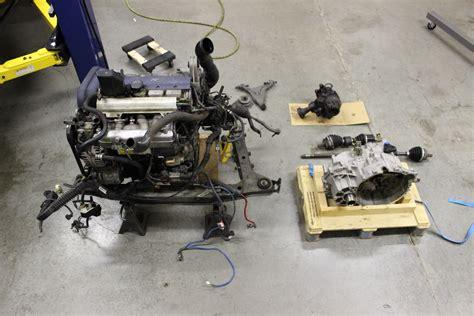 replacing  volvo  transmission mvs