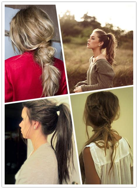 how to do quick messy hairstyles quick hairstyles for busy morning time pretty designs