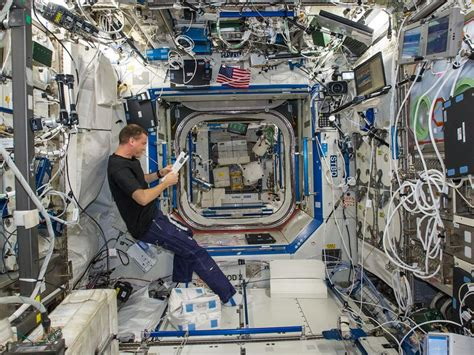 noise live at skylab ask the astronaut is it onboard the space station