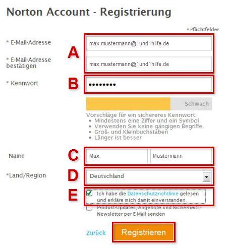 norton mobile account 1 1 hilfe center norton 360 multi device app anfordern