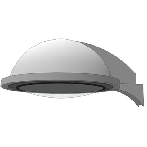 selux lighting selux arc mini post top 3d model formfonts 3d models