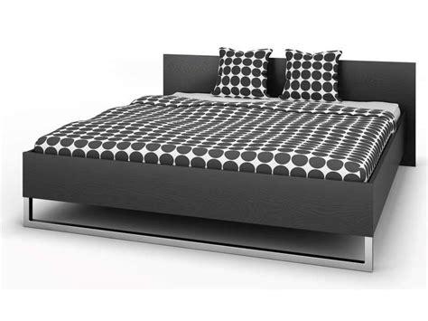 mobilier table lit 140x200 conforama